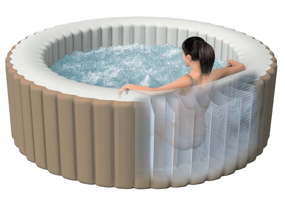 Best Inflatable Hot Tub Reviews 2018 & Customer Ratings
